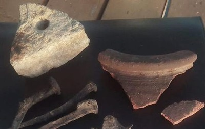 В Днепре нашли затопленную средневековую лодку