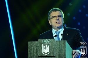 Президент МОК: Украина всегда была важной составляющей мирового олимпизма