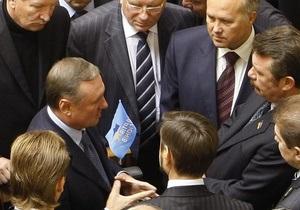 Ъ: Партия регионов готова стать партией правительства
