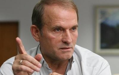 При нынешней власти процветающей Украина не будет - Медведчук