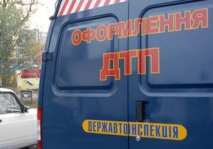 В Николаевской области из-за ДТП один человек погиб, восемь госпитализированы