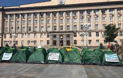 палатки. Всі новини палатки на сайті Korrespondent.net 28d01c82c00d3