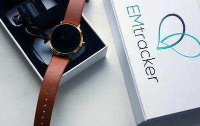 Українці розробили годинник, що вимірює рівень стресу