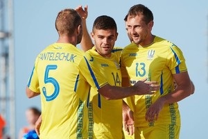 Збірна України з пляжного футболу з перемоги розпочала відбір Євроліги