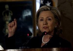 Клинтон уверена в успешной ратификации сенатом США договора по СНВ
