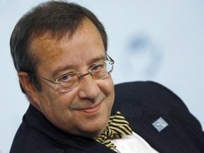 Эстония выдвинет главу государства на пост президента ЕС