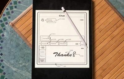 iPhone научат распознавать рукописный ввод