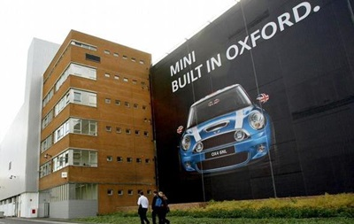 BMW предупредил Лондон о возможном уходе из-за Brexit