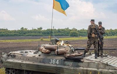 Ситуацию на Донбассе контролируют ВСУ - Минобороны