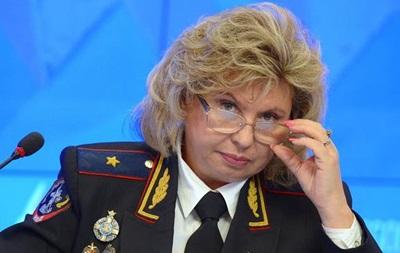 Москалькова: Сенцов відмовився від огляду лікарів