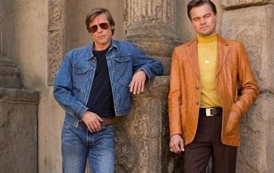Оприлюднено фото Пітта і Ді Капріо в новому фільмі Тарантіно