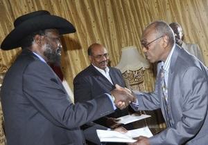 Власти юга Судана предложили свойвариант названия новой страны