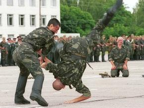 Украинские морпехи изучают в США опыт американских коллег по подготовке новобранцев