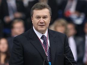 Заявление Тейлора удовлетворило Януковича