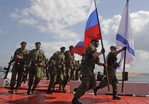 Генсек НАТО: Продление сроков базирования ЧФ в Крыму не повлияло на безопасность в регионе