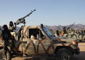 В малийском городе боевики захватили консульство Алжира и похитили сотрудников