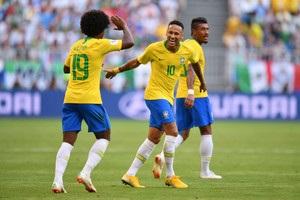 ЧМ-2018: Неймар принес Бразилии путевку в четвертьфинал