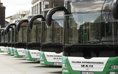 В Естонії проїзд в громадському транспорті зробили безкоштовним