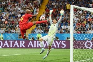 ЧС-2018: Бельгія в божевільному матчі вирвала перемогу у Японії