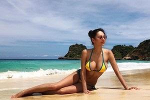 Дівчина дня на ЧС-2018: модель, заради якої Хамес Родрігес кинув дружину
