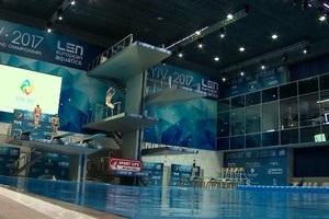 Киев подаст заявку на проведение чемпионата Европы по прыжкам в воду - 2019