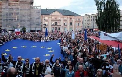 Верховный судья Польши отказалась уходить на пенсию