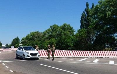 В Донецкой области на блокпосту задержали троих сепаратистов
