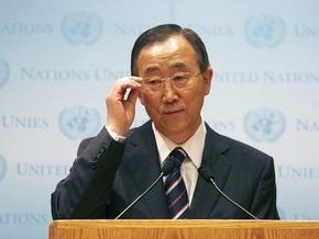 Генсек ООН призвал США и РФ возобновить переговоры по ядерному оружию