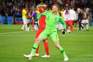 ЧС-2018: Батько Пікфорда  зійшов з розуму  після перемоги Англії в серії пенальті