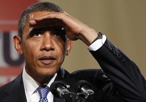 Обама пригрозил Каддафи военными действиями