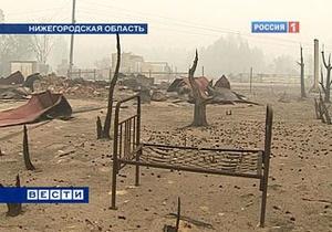 МЧС России: ситуация с лесными пожарами находится под контролем