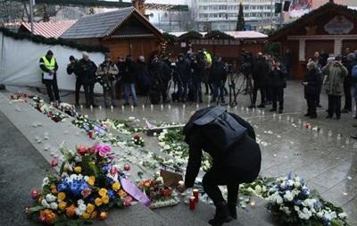 В Германии заочно арестовали организатора теракта на ярмарке в Берлине