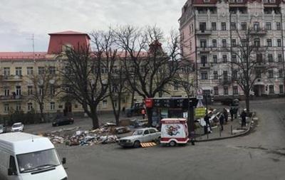 В Украине запретили киоски на тротуарах