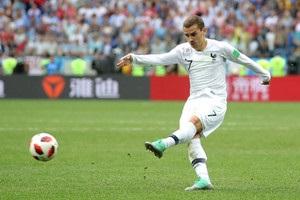 Уругвай - Франция 0:2 видео голов и обзор матча ЧМ-2018