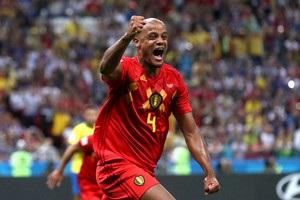 ЧС-2018: Бельгія вибила Бразилію