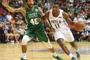 Літня ліга НБА: Бостон обіграв Філадельфію, перемоги Клівленда і Х юстона