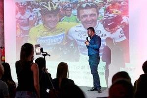 Попович идет в президенты Федерации велоспорта Украины