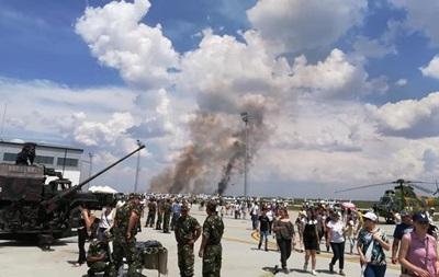 У Румунії під час показових виступів розбився МіГ-21