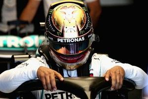 Гамільтон став найкращим у кваліфікації Гран-прі Великобританії