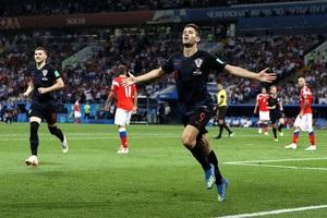 Россия – Хорватия 2:2 видео голов и обзор матча ЧМ-2018