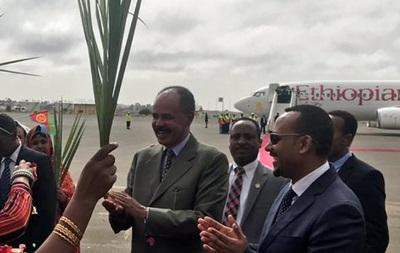 Эфиопия и Эритрея провели первые переговоры об окончании конфликта