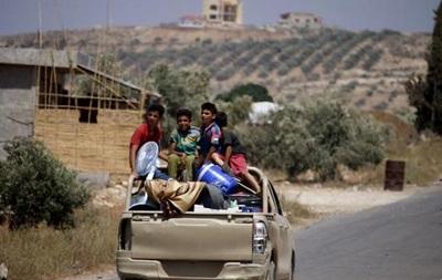 Сирийская армия взяла главный пограничный переход сИорданией