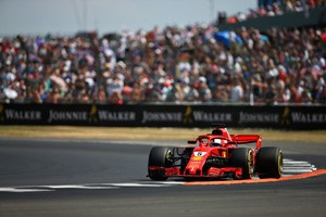 Формула-1: Феттель выиграл Гран-при Великобритании
