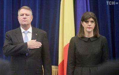 Президент Румунії звільнив головну антикорупціонерку країни