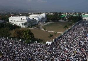 Правительство Гаити будет заседать под цирковым шатром, подаренным бизнесменом из США