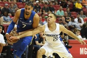 Літня ліга НБА: Даллас розгромив Голден Стейт, Детройт обіграв Новий Орлеан