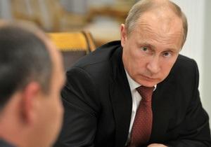 Путин повысил предельный возраст чиновников до 70 лет