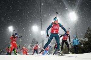 У Києві презентують нову форму українських біатлоністів