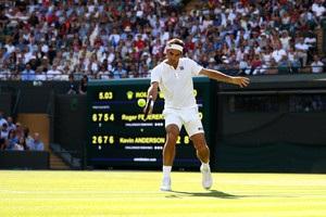Федерер уперше програв на Вімблдоні з 2016 року