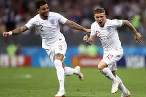 Збірна Англії встановила рекорд за кількістю голів зі стандартів на ЧС